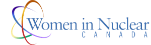 Women in Nuclear Logo