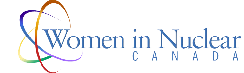 Women in Nuclear Logo