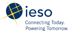 IESO: Connecting Today. Powering Tomorrow. Logo