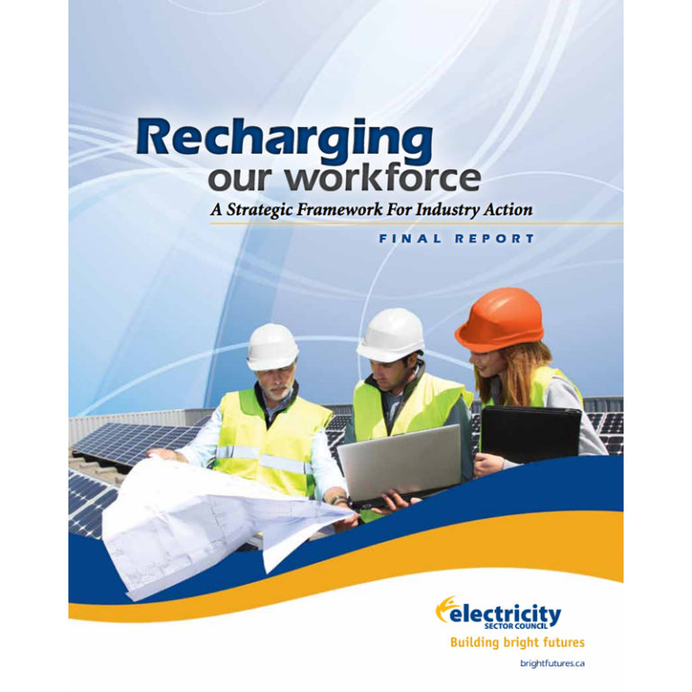 Recharging our Workforce - Electricity Human Resources ...
