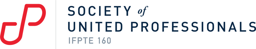 Society of United Professionals Logo