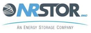 NRSTOR Logo: Energy Storage Company
