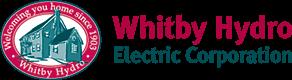 Whitby Hydro Logo