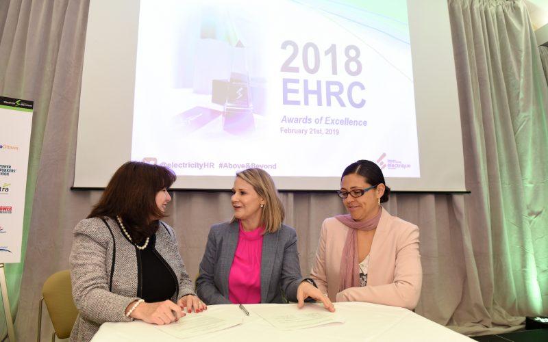 EHRC 2018 Awards ceremony
